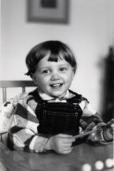 Marianne, enfant.