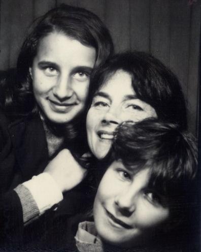 Marie-Christine, Gisèle et Prune (1965?)