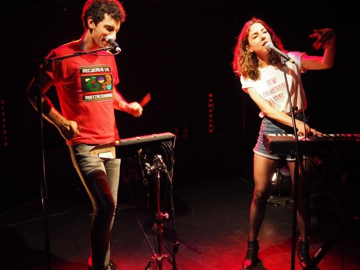 Cléa Vincent & Raphaël Léger